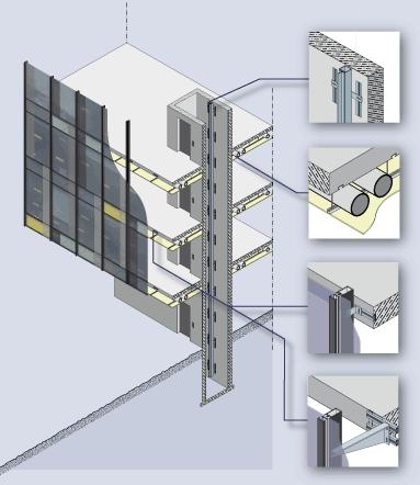 Axonometrie zur darstellung komplexer sachverhalte for Architektur axonometrie